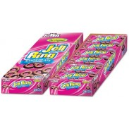 JELLY RINGS RASPBERRY 3pk.