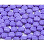 Milk Chocolate Gems 3lb Purple