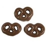 Grab n' Go Milk Chocolate Covered Mini Pretzels 5oz.