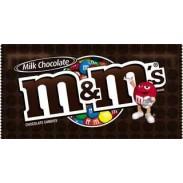 M&M MILK CHOCOLATE 48ct