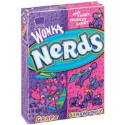 NERDS GRAPE & STRAWBERRY 36ct