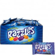 Razzles 2pc. Pouch 240 ct.