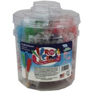 Rock Candy Sugar Sticks 30ct .78oz