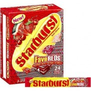 STARBURST FAVEREDS 24ct.