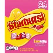 Starburst Favereds 24ct.
