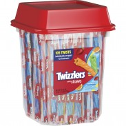 Twizzler Rainbow Indiv. Wrapped 105 ct.
