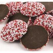 Nonpariels Valentine Dark Chocolate