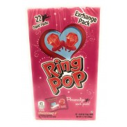 Valentine Ring Pops 22ct.