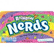 Nerds 5oz.  Movie Theater Box