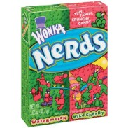 Nerds Watermelon & Wild Cherry 36ct