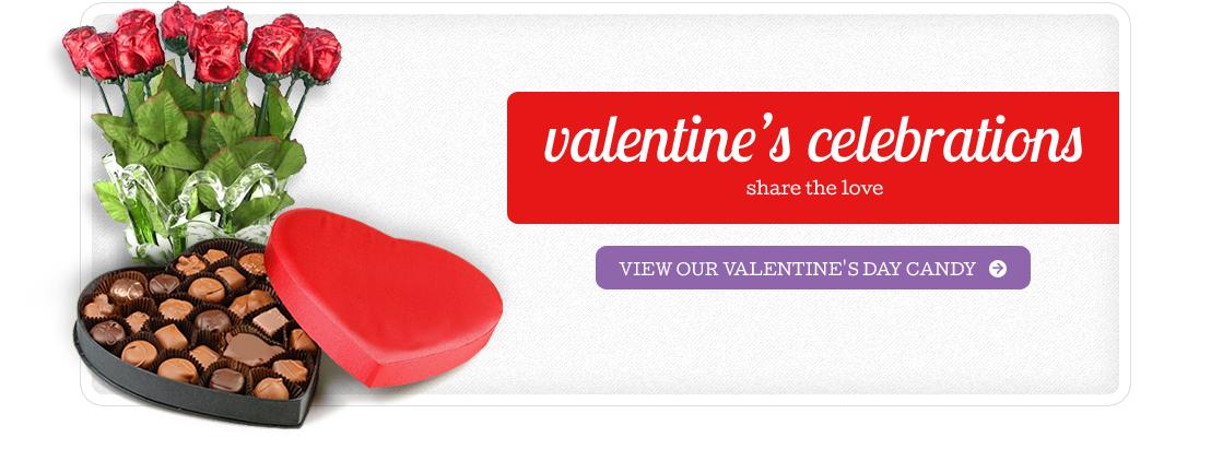 Valentine's celebrations